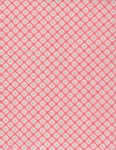 Moda Basicgrey Hello Lucious Geometric Must Pink