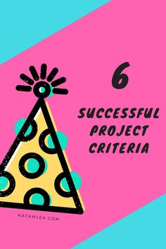 Weekly Report #15—Successful Project Criteria | Kata Mlek on Patreon