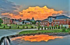 Winthrop University by stevem19, via Flickr