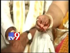 CM Kiran, Chandrababu attend minister Ghanta daughter's wedding