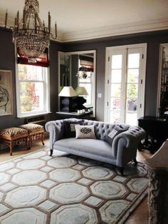 Nice rug.