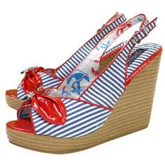 Welcome Aboard Nautical Wedge by Iron Fist