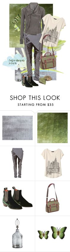 """""""OOTD"""" by yesitsme123 ❤ liked on Polyvore featuring Designers Guild, Vibe Johansson, Banana Republic, Penelope Chilvers, Pottery Barn and NOVICA"""