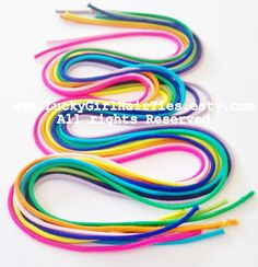 Elastic Cord by the Yard by LuckyGirlHairTies on Etsy, $1.95