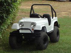 El mío. Mini Jeep - Yamaha 260cc