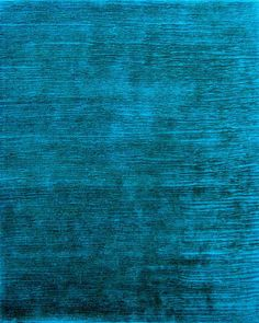 Solid Turquoise Shore Rug from the Solid Rugs II collection at Modern Area Rugs