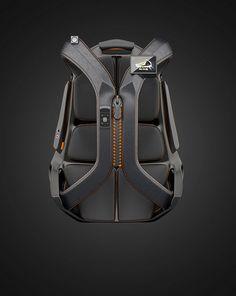 Backpack DesignCoalescence