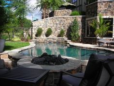 Pin By Chris Bennor On House Swimming PoolPool Area Pinterest - Amazing outdoor design by apex landscapes