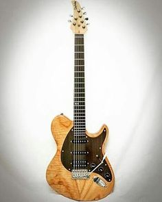 Stephallen Guitars
