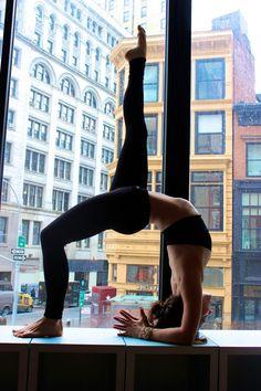 city yogi! Solid.. yogamattie.com