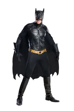 Batman Grand Heritage Costume Adult