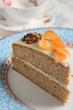 Party Desserts, Healthy Desserts, Diabetic Recipes, Gluten Free Recipes, Sweets Cake, Greek Recipes, Cake Pops, Vanilla Cake, Love Food