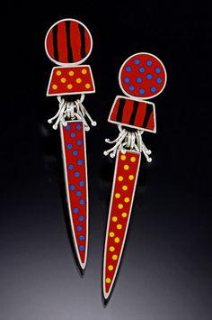 Jewelry-susan dyer: Earrings