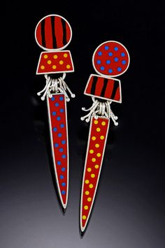Jewelry-susan dyer: Earrings