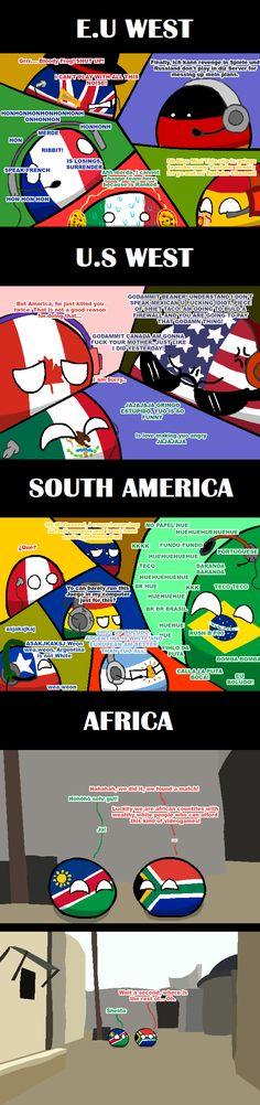 Clay-Strike (Namibia, South Africa, Mexico, USA, UK, Italy, France, Germany, Brazil, Bolivia, Peru, Argentina, Chile, Canada, Venezuela, Spain)