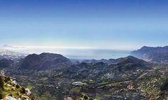 Monti Picentini, Cilento, Campania