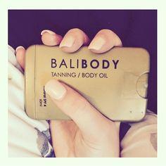 Bali Body — Organic Coconut Oil & Tanning Oil