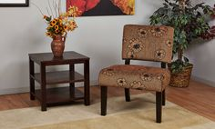 Office Star Casual Accent Chair