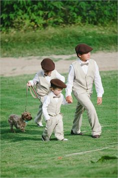 so handsome (aka cute) ring bearer outfits: k I know you said no kids but they were too cute not to pin