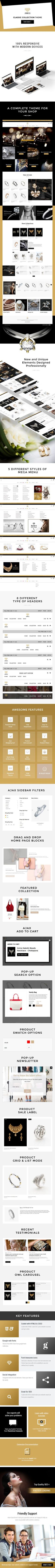 Jewels - Responsive Shopify Theme #mens jewel #necklace #shopify theme � Download ? https://themeforest.net/item/jewels-responsive-shopify-theme/20323802?ref=rabosch