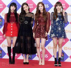 BLACKPINK || SBS Gayo Daejeon Red Carpet