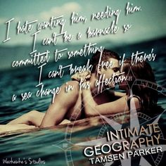 Title: Intimate GeographyAuthor: Tamsen ParkerGenre: Erotic RomanceType: Book 2 of The Compass seriesPOV: First Person - FemaleRating: ARC pr. Book Show, Teaser, Geography, Erotic, Romance, Author, Compass, Books, Romance Film