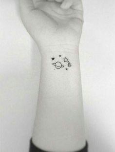 33 Cute Tattoos For Women & Men Cute Small Tattoos, Little Tattoos, Pretty Tattoos, Mini Tattoos, Wrist Tattoos, Body Art Tattoos, Tatoos, Bad Tattoos, Dream Tattoos