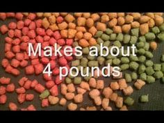 Recipe for lucky putty chicken dinner homemade cat food pinterest homemade cat food recipes forumfinder Gallery
