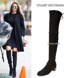 Stuart Weitzman Tiemodel Over the Knee Stretch Boot ktd5p