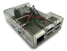 #Gorillapi raspberry pi 3 & raspberry pi 2 case #model b (and b+) & #cooling fan ,  View more on the LINK: http://www.zeppy.io/product/gb/2/142166057442/
