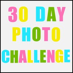 Holiday Sparkle: 30 DAY PHOTO CHALLENGE