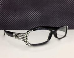 a4b625911a5a GINA EYEWEAR Handmade made with Genuine Swarovski Crystals we sell Reading    Sunglasses AVAILABLE IN COLOR