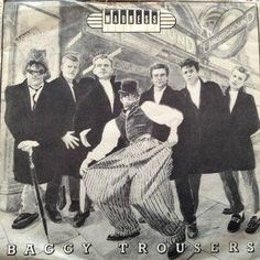 Madness - Baggy Trousers - UK 7 inch single (1980)