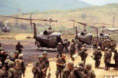 Combat Assault. Vietnam War