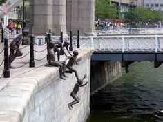 10 delle #migliori #sculture e #statue #intorno al #mondo www.visitami.net