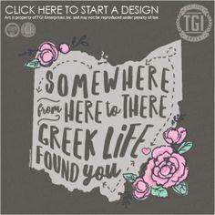 6b979479 Panhellenic | Recruitment | Counselors | TGI Greek | Greek Apparel | Custom  Apparel | Sorority