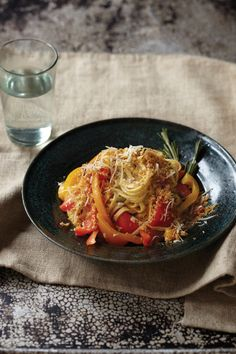Quick Italian Pasta with Rosemary Breadcrumbs | Vegetarian Times