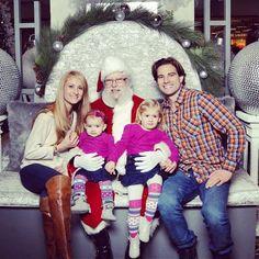 The 2014 McGillivray family Christmas photo