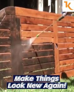 House Cleaning Tips, Cleaning Hacks, Cleaning Wood, Planer Layout, Diy Home Repair, Useful Life Hacks, Diy Home Improvement, Home Hacks, Garden Hose