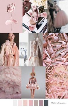 Pattern Curator delivers color, print and pattern trends and inspiration. Inspiration Mode, Color Inspiration, Mode Rose, Fashion Forecasting, Pink Patterns, Sewing Patterns, New Fashion Trends, Fashion Colours, Fashion Patterns