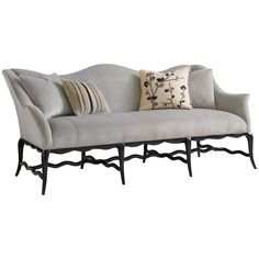 Caracole Con-Seated Sofa UPH-SOFWOO-39A