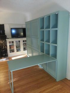 The Pine Shop   Murphy Bed Photos   Have The Table Underside Match The  Murphy Bed
