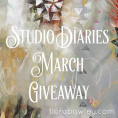 Check out the March blog--it's all about this months #StudioDiaries theme: Community! Wondering how you can score a month free? Join the newsletter (https://florabowley.com/news-art-love/) to be the first to know about future giveaways! #florabowley