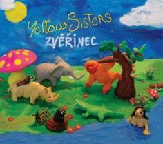 CD Yellow Sisters ~ Zvěřinec | yellowsisters.com