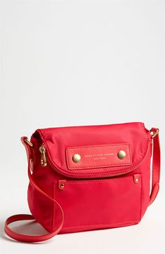MARC BY MARC JACOBS 'Preppy Nylon Mini Natasha' Crossbody Bag Have & love it! In black to go with everything. I can carry all my essentials and my umbrella if needed!!