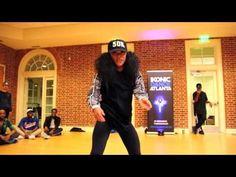 "Kaelynn ""KK"" Harris choreography | ""Down in the DM"" | @Yogotti - YouTube"