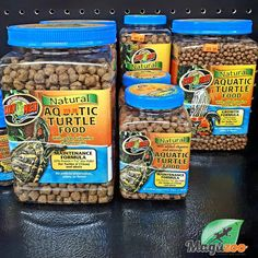 Each has been scientifically formulated to meet the dietary requirements of aquatic turtles at each of their life stages. Maintenance formulas meet the dietary requirements for maintaining your adult aquatic turtles. Our pellets float making it easier for aquatic turtles, who prefer eating at the water surface, to locate their food. -ZooMed #MagazooReptiles Aquatic Turtles, Food Net, Reptile Accessories, Reptiles, Surface, Meet, Fish, Water, Turtle