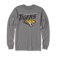 #Towson #cold #cozy #longsleeve only at 208 York Rd. Towson, MD 21204 for $19.99 Towson Tigers, Cozy, Long Sleeve, Sleeves, Mens Tops, T Shirt, Stuff To Buy, Fashion, Moda