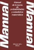Mi biblioteca pdf: Manual de la teoria de las probabilidades y estadi...
