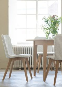 Vincent Sheppard | Life Stories of Lloyd Loom | Lily & Lille table